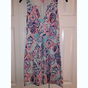 Lilly Pulitzer Stretch Shift Dress
